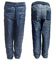Теплые брюки для девочек