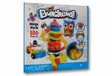 Детский конструктор Bunchems 500 предметов