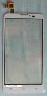 Тачскрин для Prestigio PAP5300 DUO MultiPhone/ Pioneer E90W/Micromax Canvas Doodle A111, белый