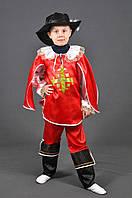 Детский костюм Гвардеец 4-11 лет. Новогодний карнавальный маскарадный костюм на Новый Год