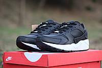 Женские кроссовки Nike Huarache/ кроссовки женские Найк Хуараче весна-осень, пресс кожа, очень удобные