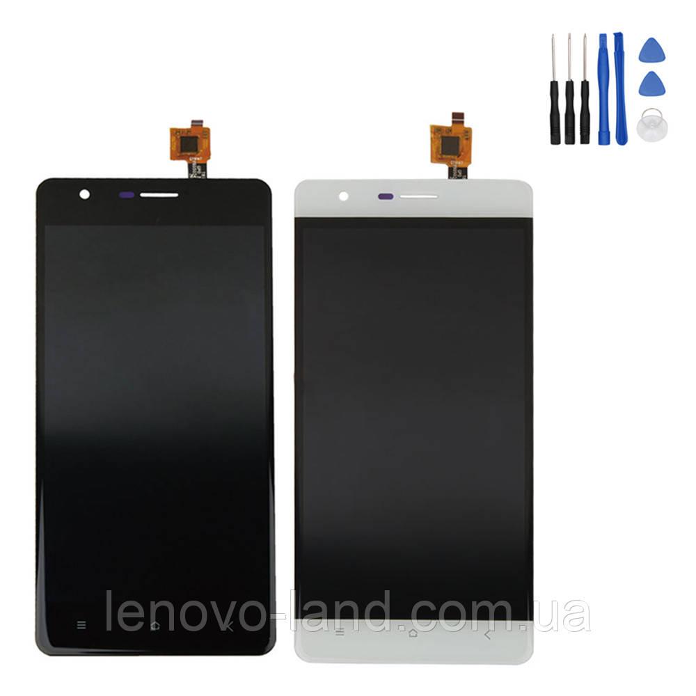 LCD дисплей, экран для Oukitel K4000 Lite  (сенсор, touchs creen)
