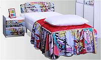 Кровать 1,6х2 Кэнди Комикс ТМ АМФ