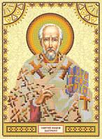 Схема для вышивки бисером Святой Иоанн (Иван)