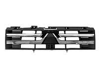 Решетка радиатора хром черная Mitsubishi Pajero Wagon IV 07-12