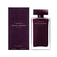 Narciso Rodriguez For Her L'absolu парфюмированная вода 100 ml. (Нарциссо Родригез Фо Хе Абсолют)