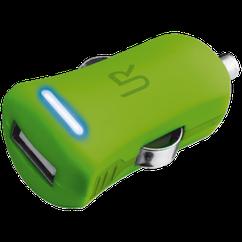 Зарядное устройство TRUST URBAN Smart Car Charger Lime