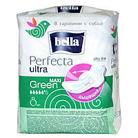 Bella Perfecta Green MAXI drai Ultra 8 шт. NEW