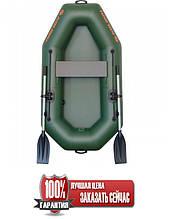 Надувная лодка Kolibri К-220 гребная одноместная, без настила