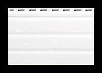АЛЬТА ПРОФИЛЬ Софит виниловый (белый) 0,7 м2