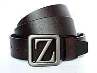 Открой для себя новую вершину стиля от Ermenegildo Zegna восхитительный мужской ремень 100% кожа (11204)