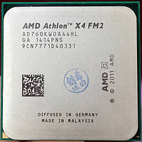 AMD Athlon X4 760K 3.8 GHz, FM2, 4MB, 100W