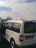 Рейлинги на Volkswgen Caddy, фото 2