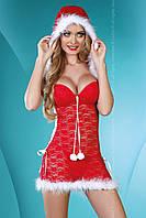 Новогодний костюм Снегурочка Livia Corsetti SANTA LADY