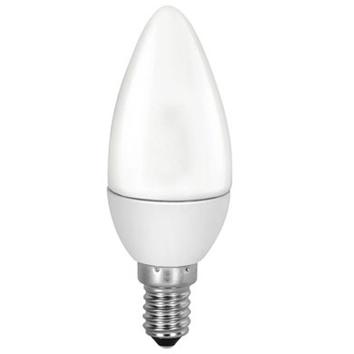 Лампа светодиод. LED CANDLE LEZARD B35 5W 4200K E14 220V (25/100) 442-B35-1405