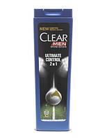 Шампунь и бальзам-ополаскиватель  для волос  CLEAR MEN «ULTIMATE CONTROL LIMITED», 400 мл