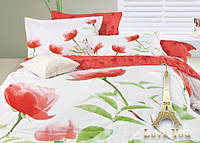 Постельный комплект сатиновый двуспальный