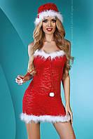 Новогодний костюм Снегурочки Livia Corsetti CHRISTMAS STAR