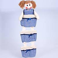 Органайзер кукла 913-2 (3кармана)