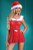 Новогодний костюм Снегурочки Livia Corsetti CHRISTMAS BELL