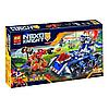 """Конструктор Bela 10520 Nexo Knights (аналог Lego 70322) """"Башенный тягач Акселя"""", 678 деталей"""