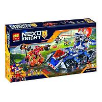 """Конструктор Bela 10520 Nexo Knights (аналог Lego 70322) """"Башенный тягач Акселя"""", 678 деталей, фото 1"""