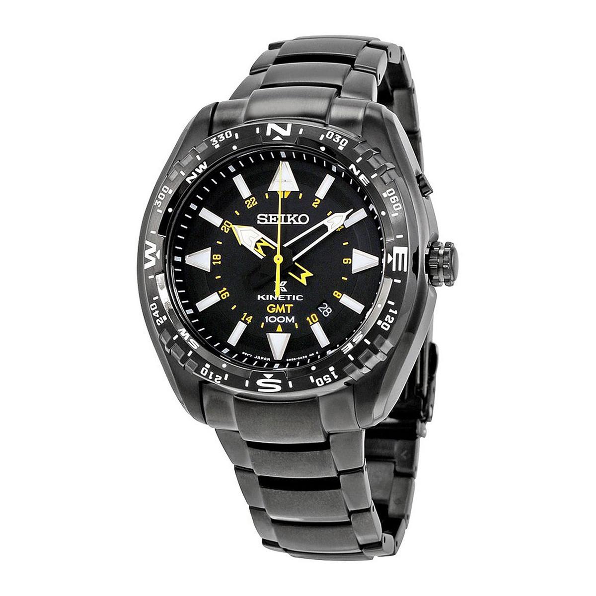 Часы Seiko SUN047P1 Prospex Kinetic Landmaster