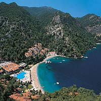 ТОП-10 роскошных курортных отелей Турции