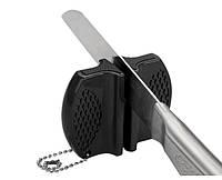 Точилка для ножей карманная с вольфрамовыми камнями и с керамическими камнями SKU0000487, фото 1
