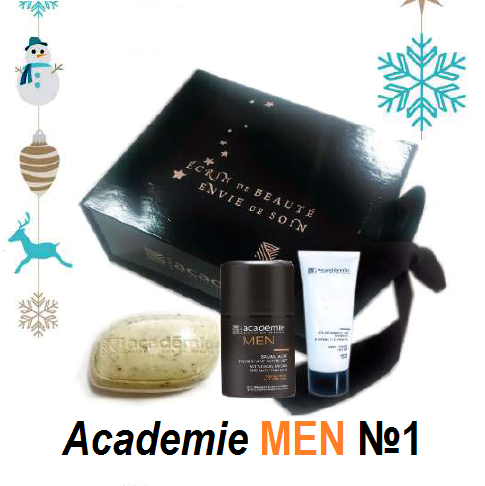 Мужской набор Academie MEN №1