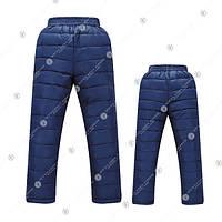 Детские зимние штаны  для девочек и мальчиков.