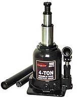 Домкрат бутылочный двухштоковый 4т Torin TF0402