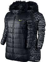 Женское пальто пальто Nike Alliance TD Jkt-550 Hood (Артикул: 622676-010)