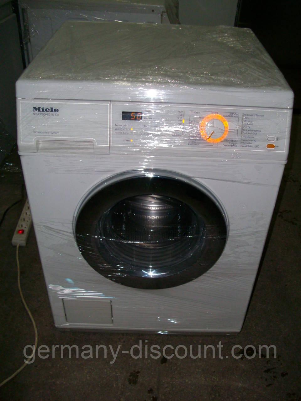 Стиральная машина Miele Novotronic W 375