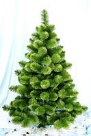 Сосна искусственная новогодняя зеленая 3.0 м.