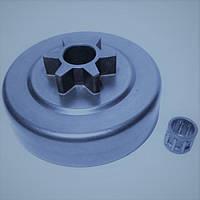 Тарелка сцепления с сепаратором STIHL180 цельная