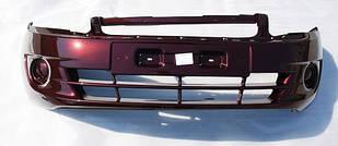 Бампер передний окрашенный ВАЗ 2190 2191 Лада Гранта
