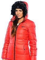 Женское пальто пальто Nike Alliance TD Jkt-550 Hood (Артикул: 622676-677)