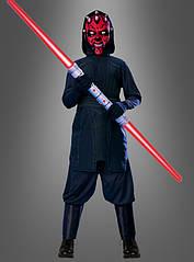 Карнавальный костюм для мальчика (для образа Дарт Мол)