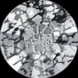 Камни Swarovski 2034 клеевые