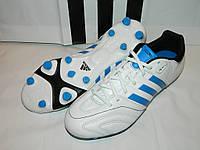 Бутсы футбольные Adidas 11CORE TRX FG(арт.G60010)
