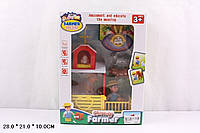 Игровой набор Юнный фермер 385 в коробке 28*21*10 см.