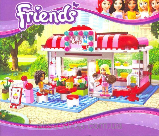 Конструкторы Friends (подружки)