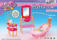 Мебель Gloria 2913 для ванной, в кор, 26, 5*19*8 см