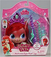 Набор Парикмахер Princess Pets ZT9954 плойка, расческа, корона