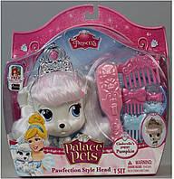 Набор Парикмахер Princess Pets ZT9955 расческа, корона, аксесс, в кор. 17*10*20