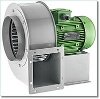 Центробежный вентилятор Bahcivan OBR 260 (M-2K/T-2K)