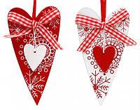 Елочное украшение игрушка Мое Сердце,новогодние украшение