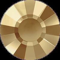 Кристали Swarovski холодної фіксації 2034 Golden Shadow