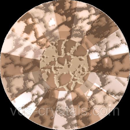 Swarovski камни клеевые 2034 Rose Patina